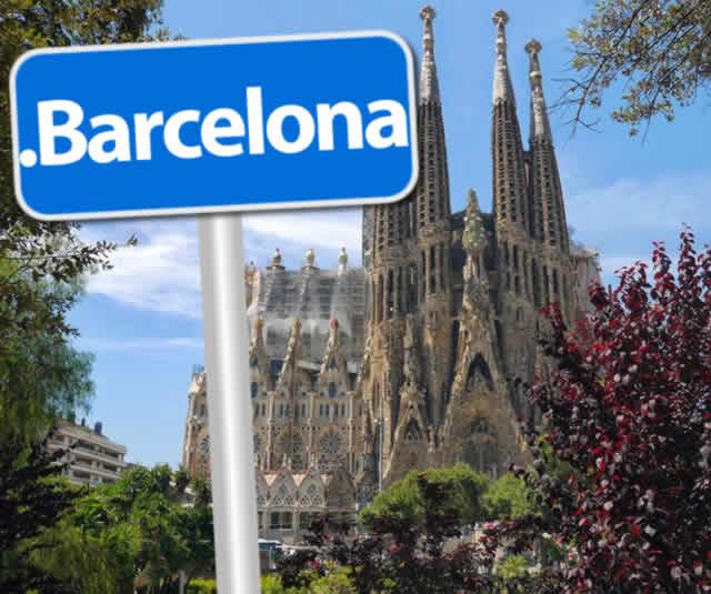 Registra ya tu dominio .Barcelona