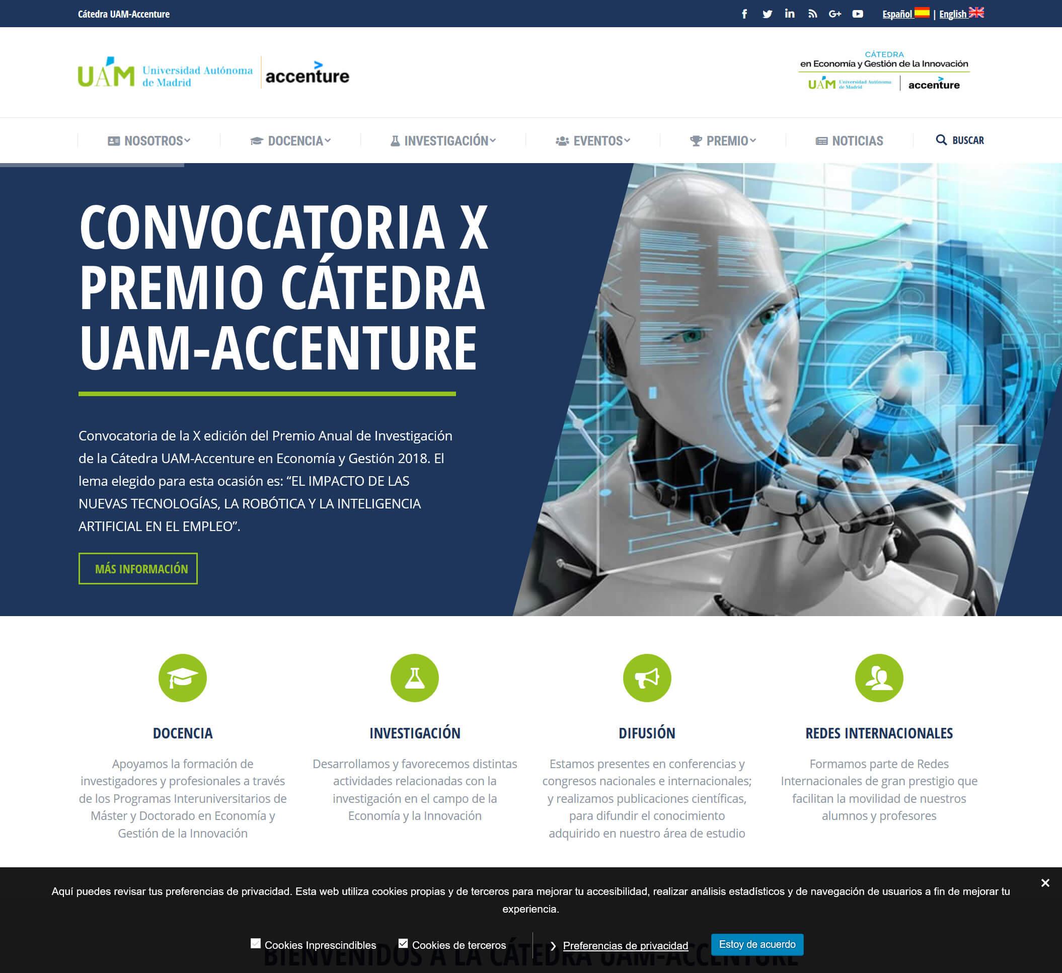 Catedra Uam Accenture