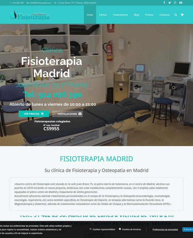 FisioterapiaMadrid