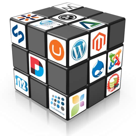 Diseño web CMS, aplicaciones CMS