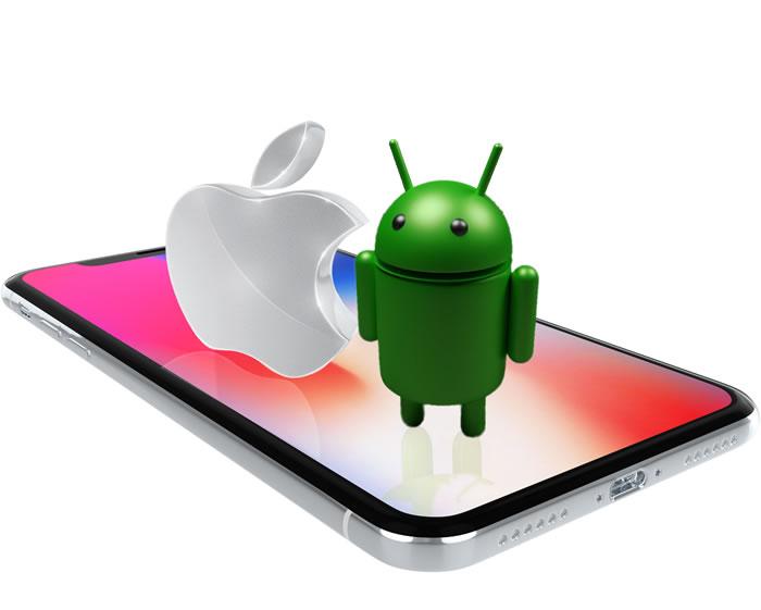 Desenvolupament de aplicacions mòbils